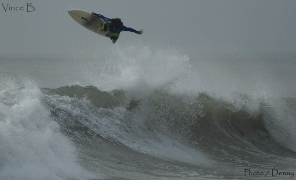 Vince Ocmd bill sunday midtown. Delmarva, Surfing photo