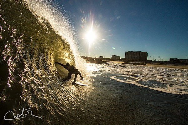 NJ Underground Winter Barrels, Brian Bednarek