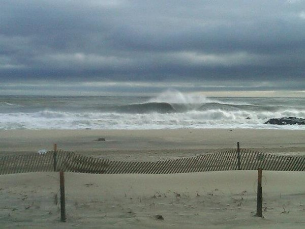 somewhere in NJ pumping nj. New Jersey, Empty Wave photo