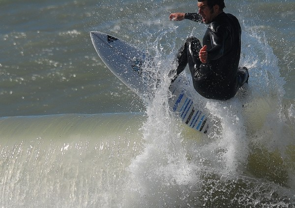 Clearwater Sand Key. West Florida, Surfing photo