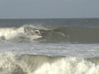 Frontside Shack Mexico Beach Ike. West Florida, surfing photo