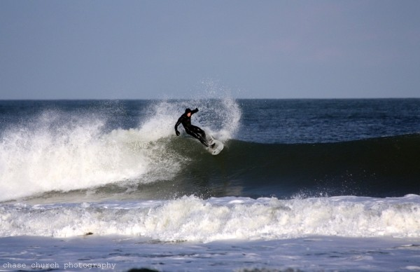 Sean Holloway. Delmarva, Surfing photo