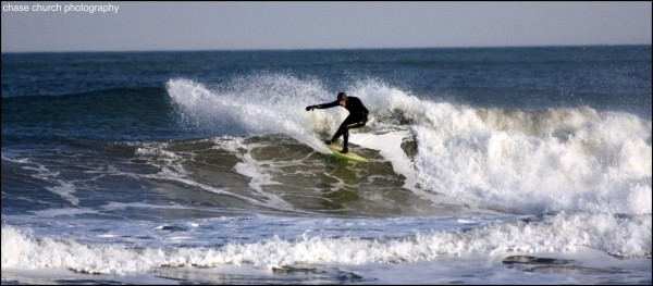 Spray. Delmarva, Surfing photo