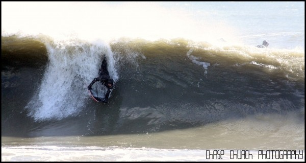 Matt Landon. Delmarva, Bodyboarding photo