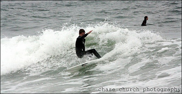 Parker Kreppel. OCMD. Delmarva, Surfing photo