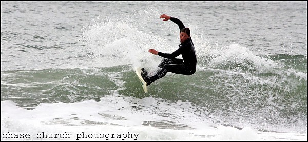 Dallas Harrington, OCMD. Delmarva, Surfing photo