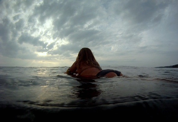 Leilani Zerkle Bodyboarding is My Life!