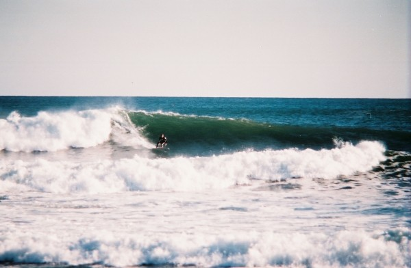 Rhode Island 0ct 20. Southern New England, surfing photo