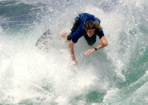 Skimmer Skimboarding at the Sebastian Inlet in 09??