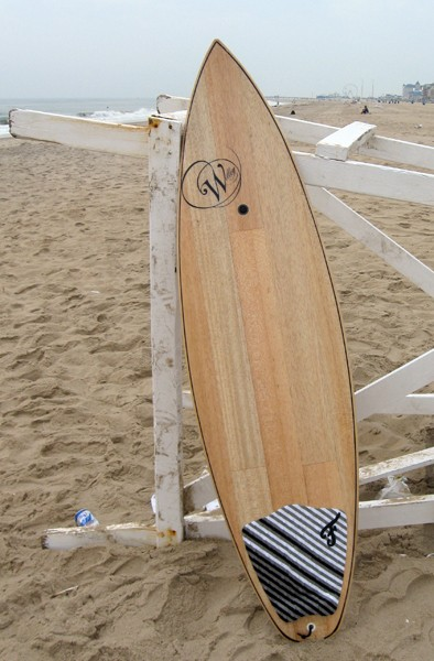 Balsa Composite Board 5ft 10in Epoxy Balsa Skined with