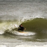 Long Island. New York, surfing photo
