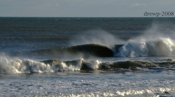 Barrrels. New Jersey, surfing photo