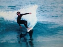 Summer 09 Me surfing at 48th street through 34th street