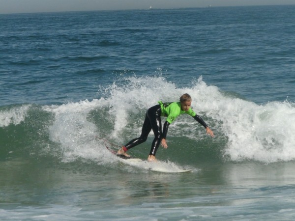 Malibu's Classic 2008 Waves were sick. Delmarva, surfing photo
