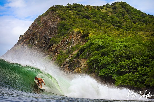 Ollies Point. Costa Rica, Surfing photo