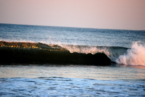 Nj Mini Barrels. New Jersey, surfing photo
