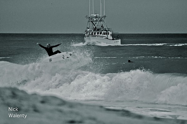 9/19/11 9/19/11 - NJ. New Jersey, Surfing photo