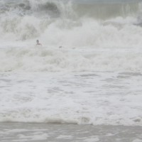 Earl Caught inside. Southern NC, Empty Wave photo