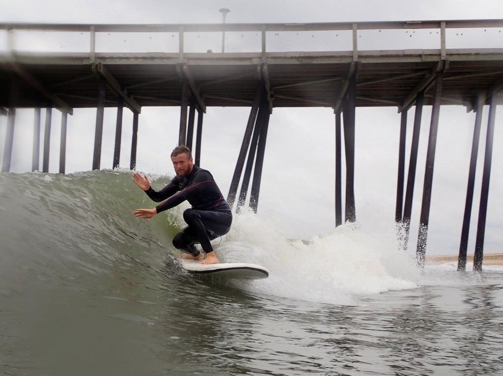 saturday afternoon OCMD. Delmarva, surfing photo