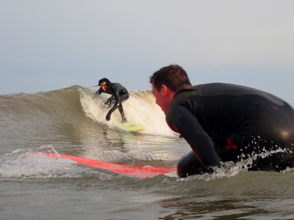 springtime 4-8-2019. Delmarva, Surfing photo