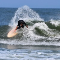 Xon Zane OCMD July 1, 2015. Delmarva, Surfing photo