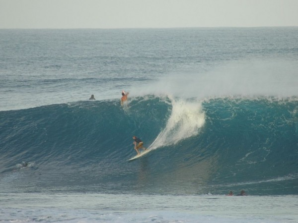 Hawaii A Few Winters Ago. United States, Surfing photo
