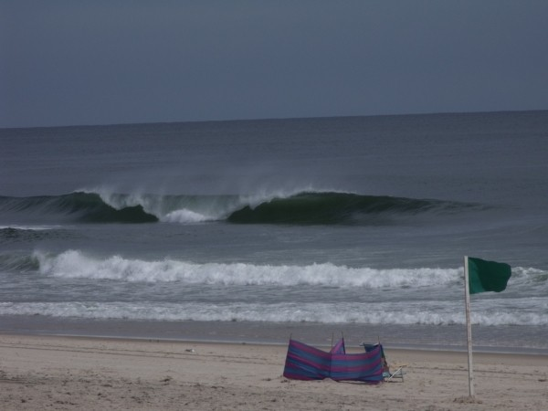 Weekend In The Hamptons. New York, Empty Wave photo