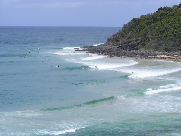 Noosa Heads Vacation 09. surfing photo