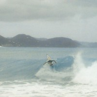 Mhb In The Bvi. British Virgin Islands, surfing photo