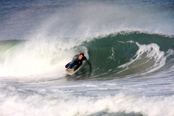 Me Trying To Surf Mickey Mc... head dip