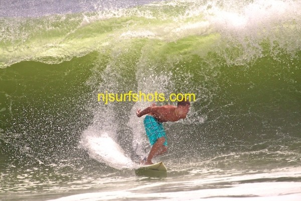 Belmar Hurricaine Surf 8/23 Hurricane Bill. New Jersey, Surfing photo