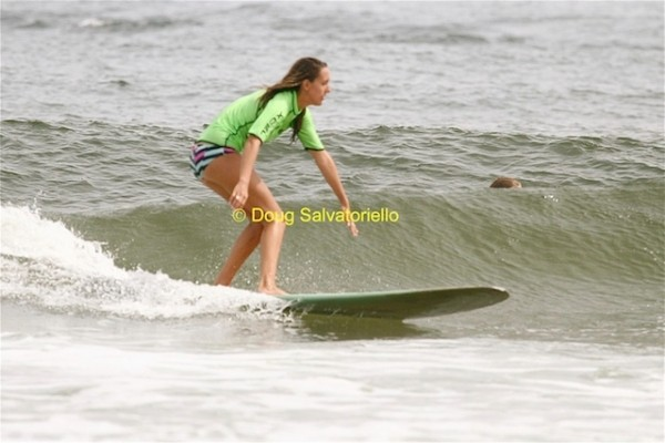 Jersey Girls. New Jersey, Surfing photo