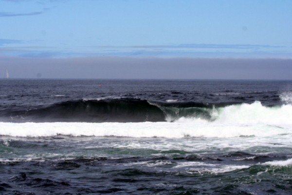 Brickhouseboards.com. Northern New England, Empty Wave photo