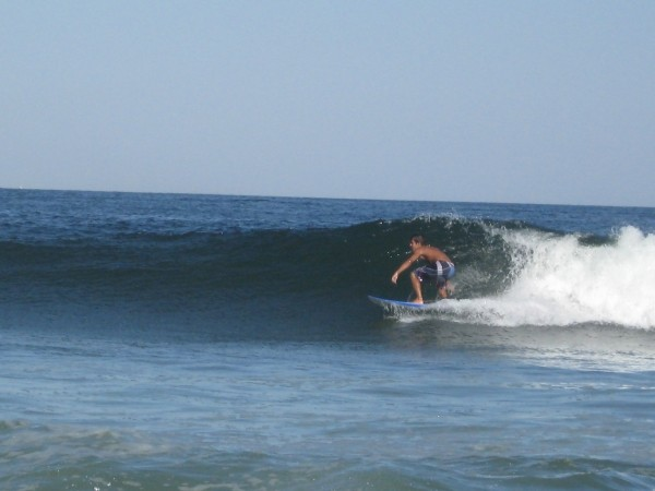 Labor Day Squan. New Jersey, surfing photo