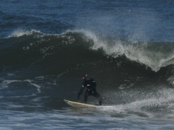 3/18/09 Squan. New Jersey, surfing photo