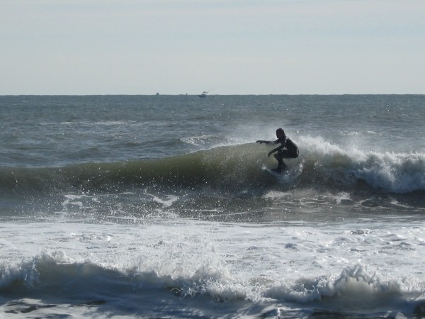 Sea Girt Winter 2010. New Jersey, Surfing photo