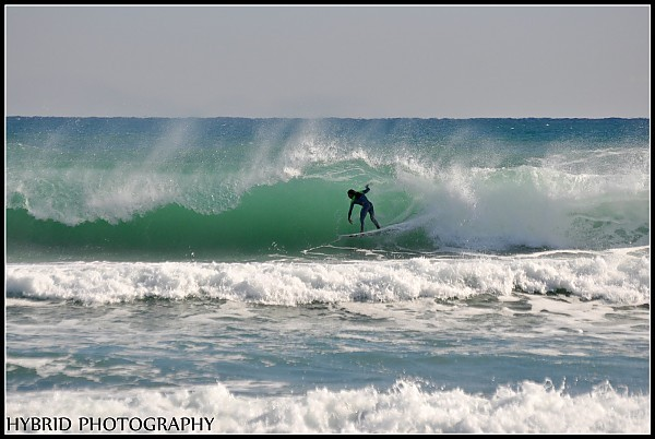First Winter Swell of 2012 in South Florida - N. Palm