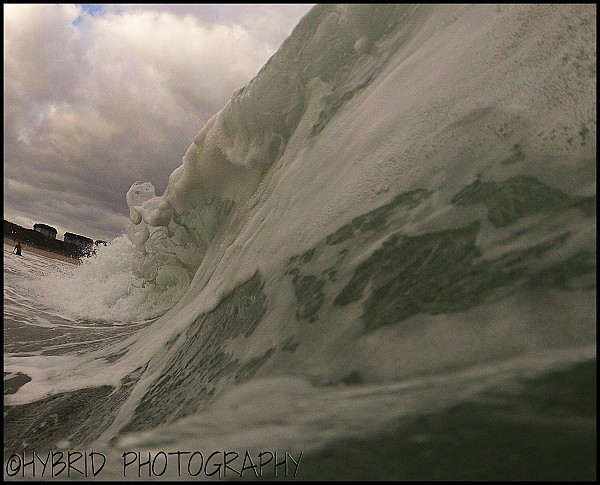 Boynton Beach, FL - December 30th, 2012 Last swell