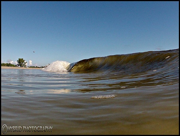 Jupiter Inlet - October 9th, 2012 Emtpy Wave Shots