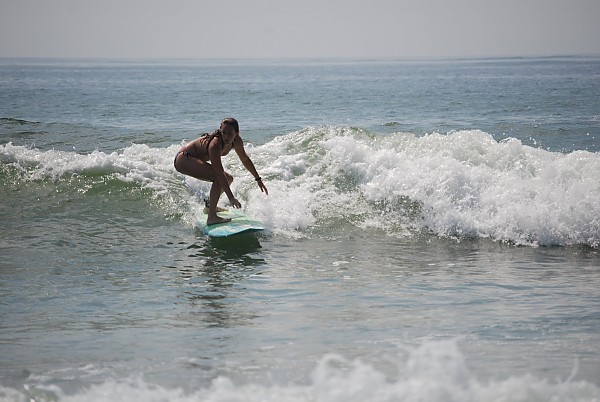 saturday surf session at assateague assateague island,