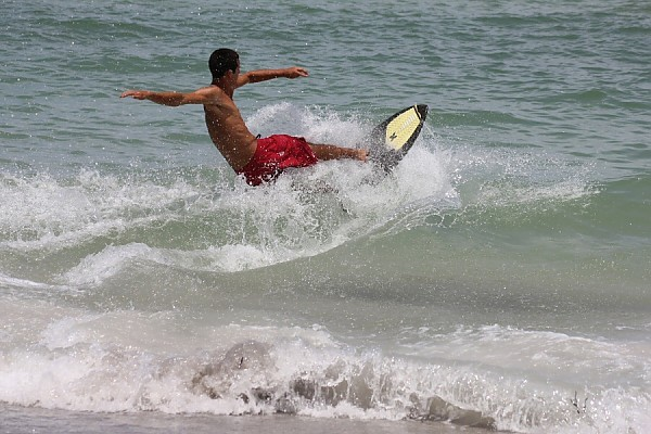 skim part 5 skimming. West Florida, Surfing photo