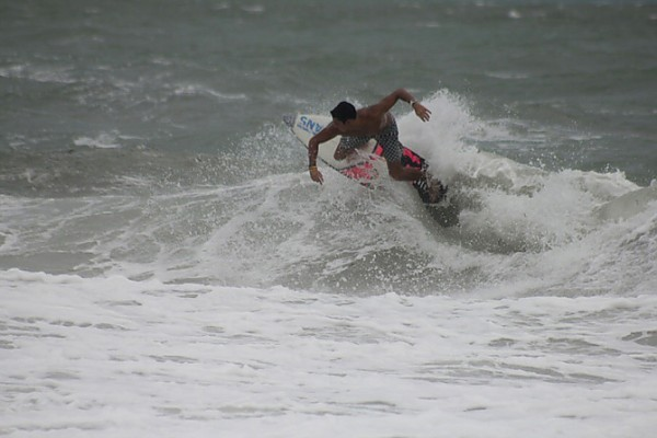 sandkey fun smokin surf. West Florida, Surfing photo