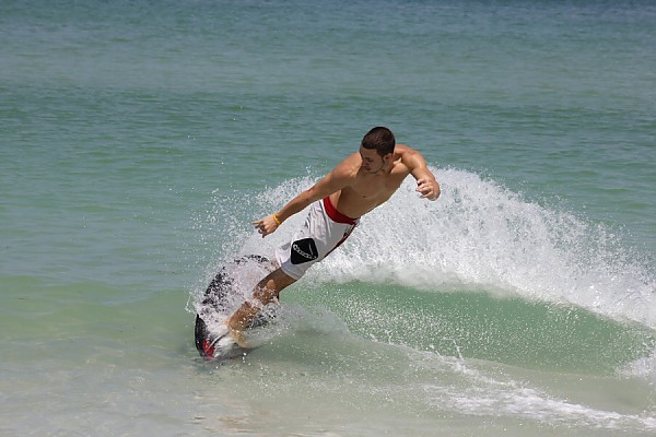 skim part 3 skimming. West Florida, Surfing photo