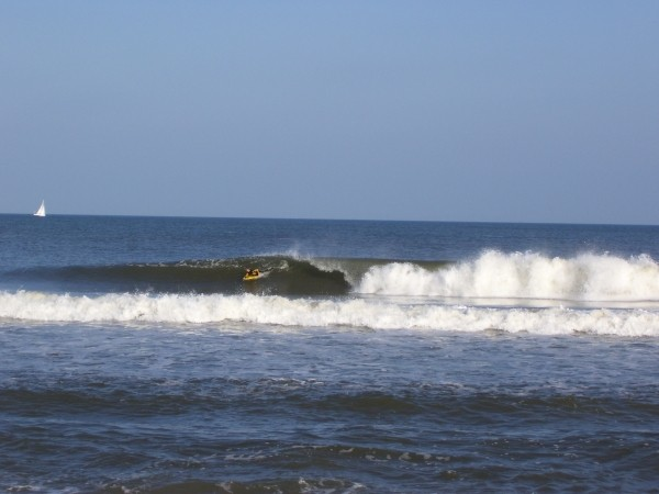 9/18/09 Nj. New Jersey, Bodyboarding photo