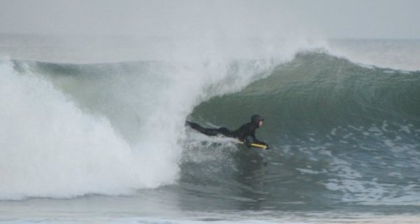 1/27/11 SOOOO FUNNN. New Jersey, Bodyboarding photo