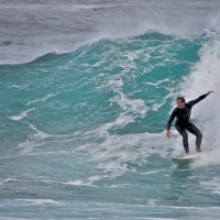 Pacific Grove 3. San Francisco, surfing photo