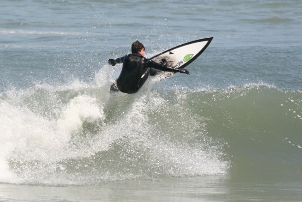 38 041809. Southern NC, Surfing photo