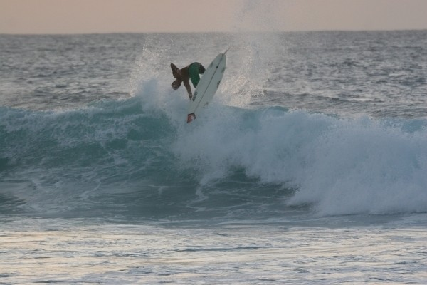 Control - Wilderness Pr. Puerto Rico, surfing photo