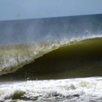 Empty Left. Virginia Beach / OBX, Empty Wave photo