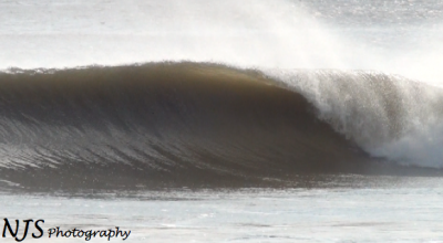 December 28, 2011 NJS Photography. New Jersey, Empty Wave photo